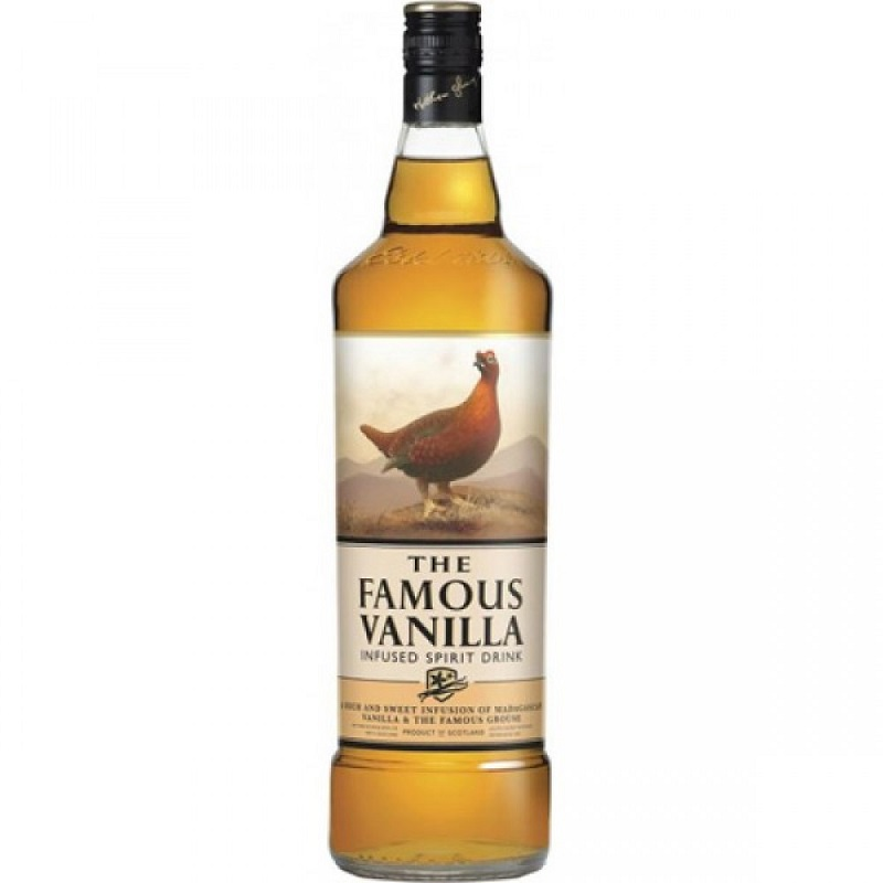 Famous Grouse Blended Scotch Whisky Vanilla flavours 0,7