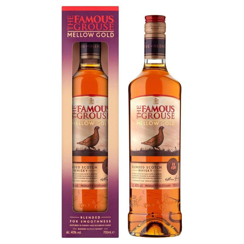 The Famous Grouse Mellow Gold 0,7