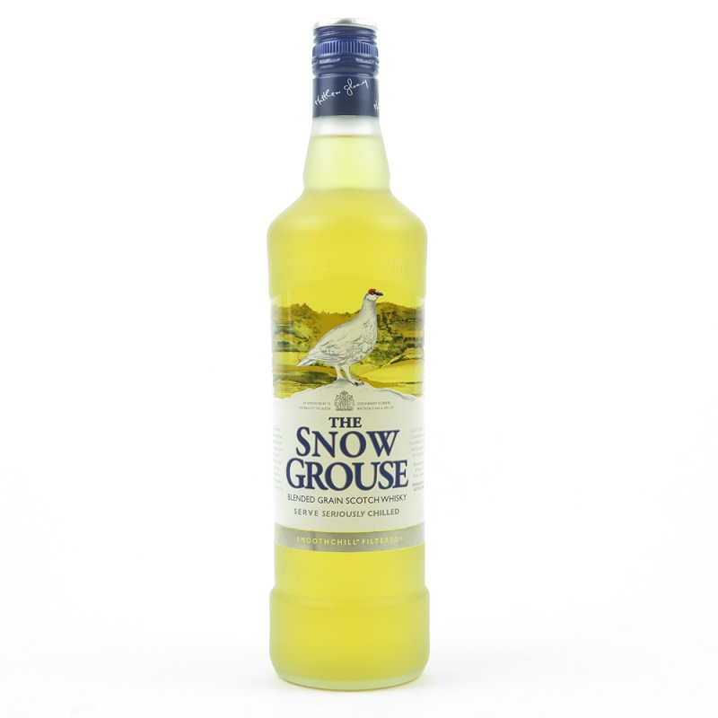 Famous Grouse Snow whisky 0,7