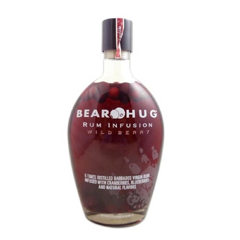 Bear Hug Infusion Wild Berry 1 l