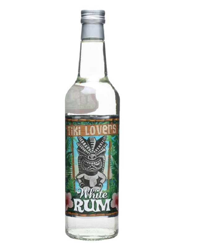 Appleton Estate Tiki Lovers White Rum 0,7