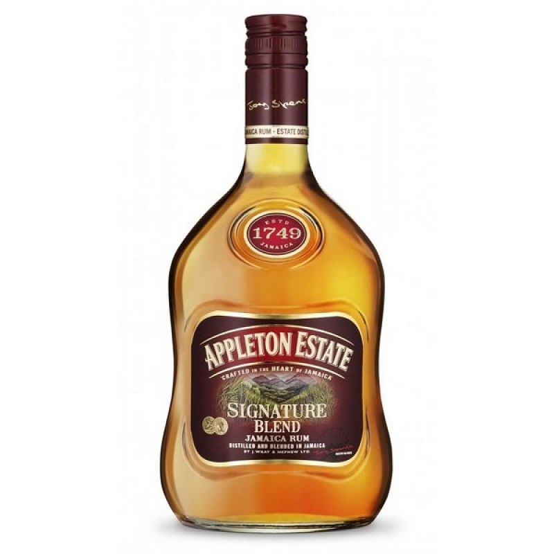 Appleton Estate Signature Blend rum 0,7