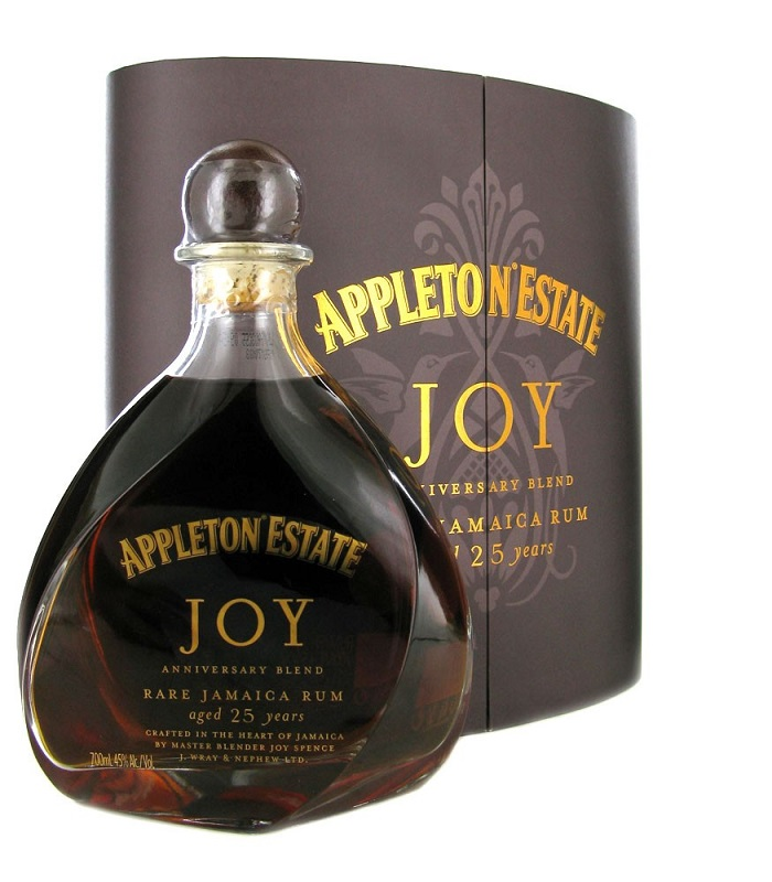 Rum Appleton Estate Joy Anniversary Blend 25 Year Old 0,7