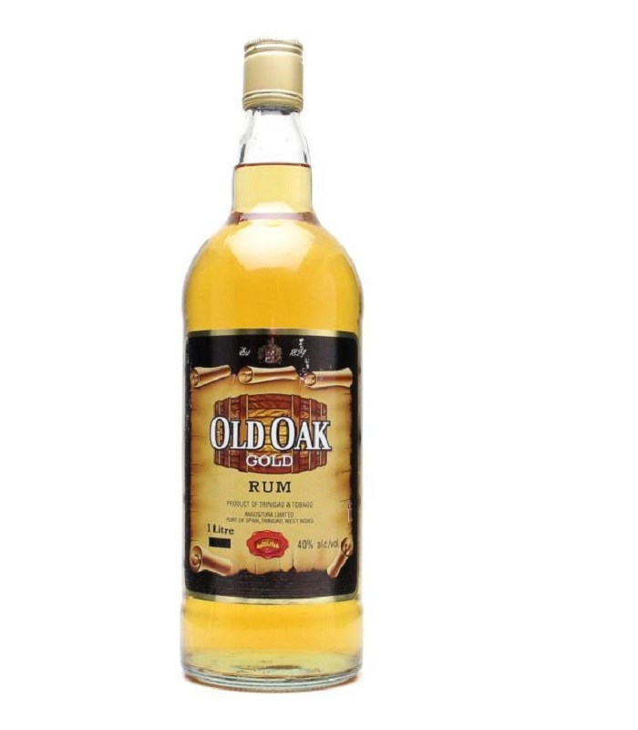 Angostura Gold Old Oak rum 1l