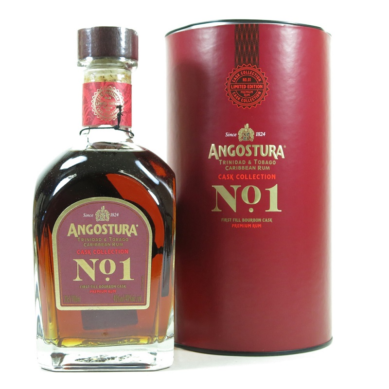 Angostura 10 Years Old rum 0,7l
