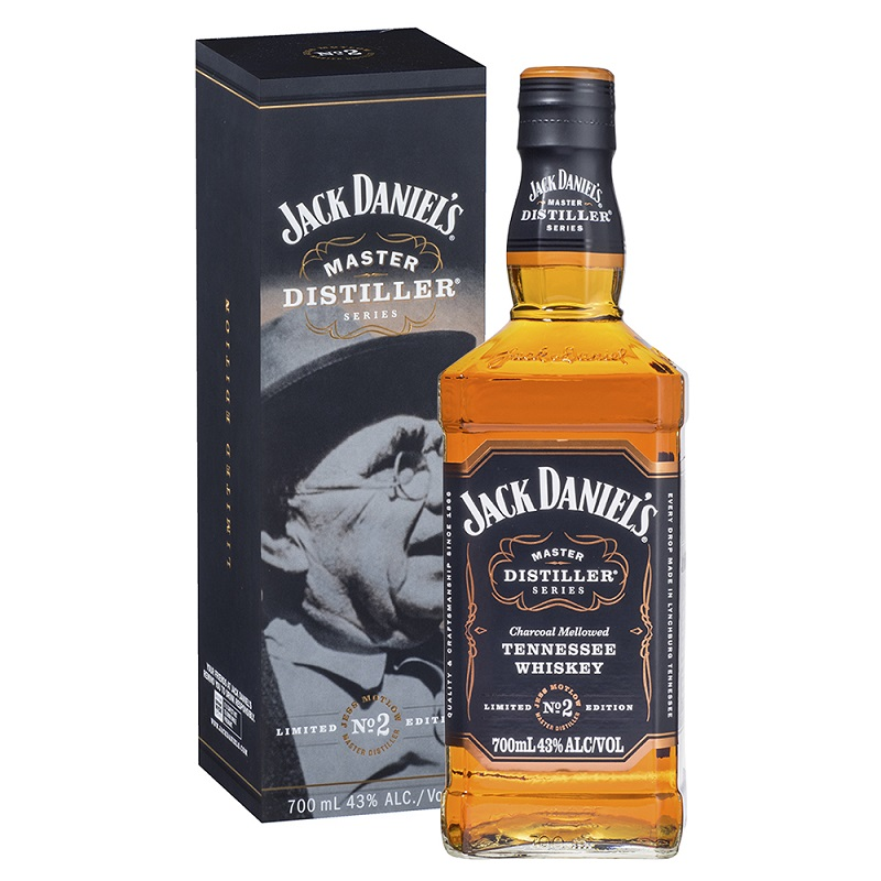 Jack Daniel's Master Distiller Series No. 2 Tennessee Whisky 0,7