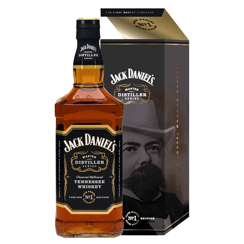 Jack Daniel's Master Distiller Series No. 1 Tennessee Whisky 1l