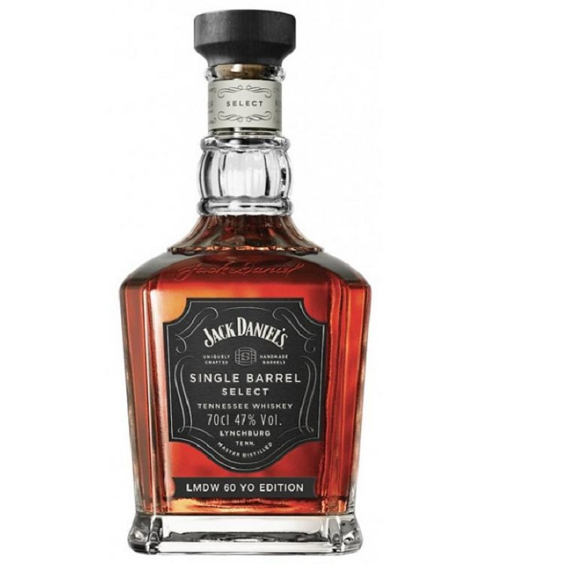 Jack Daniel's Single Barrel (La Maison du Whisky 60th Anniversary) Whiskey 0,7