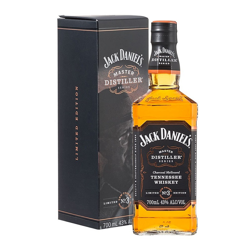 Jack Daniel's Master Distiller Series No. 3 Tennessee Whisky 0,7