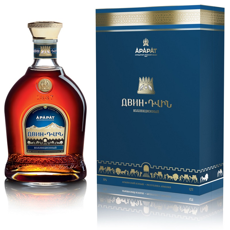 Ararat Dvin Collection 30 Years Old Reserve Brandy 0,7 l