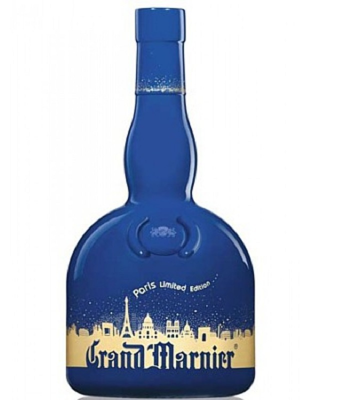 Grand Marnier Paris Limited Edition Blue 0,7