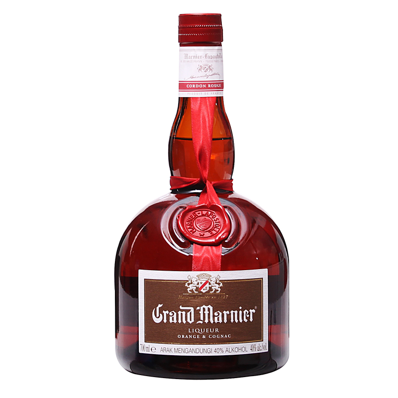 Grand Marnier Cordon Rouge Premium French Orange & Cognac liquer 0,7