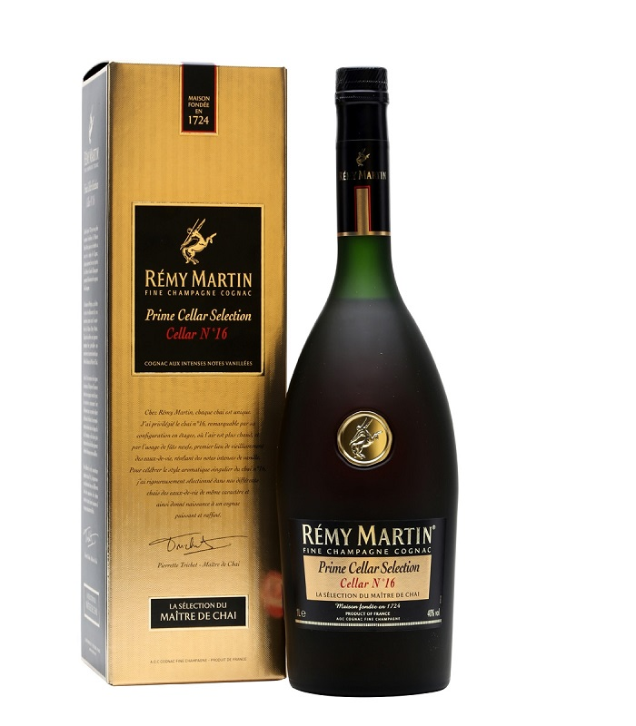Rémy Martin Prime Cellar Selection No. 16 Cognac 0,7