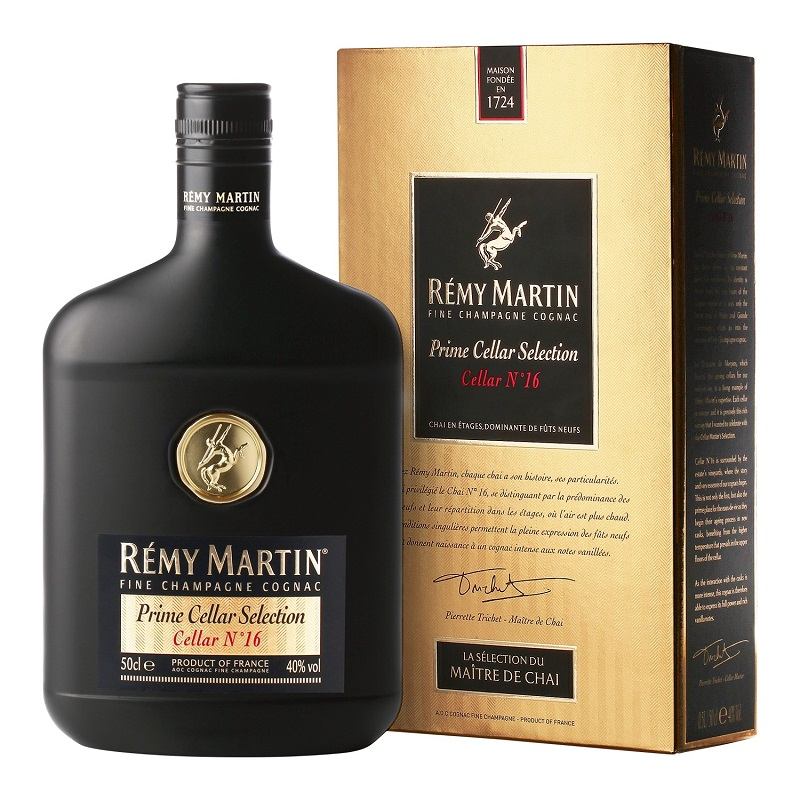 Rémy Martin Prime Cellar Selection No. 16 Cognac 0,5