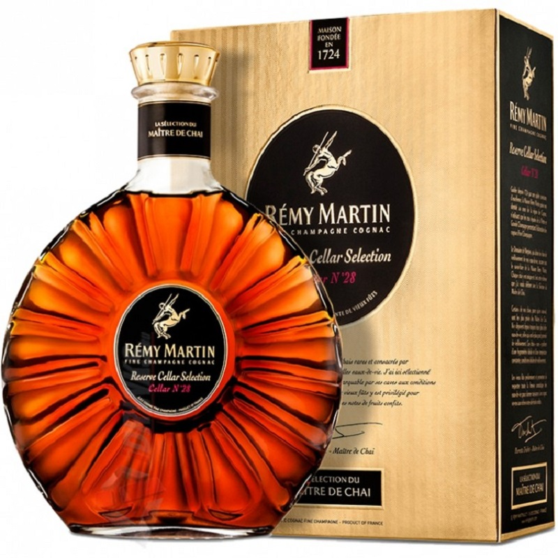Rémy Martin Cellar Sellection No 28 Cognac