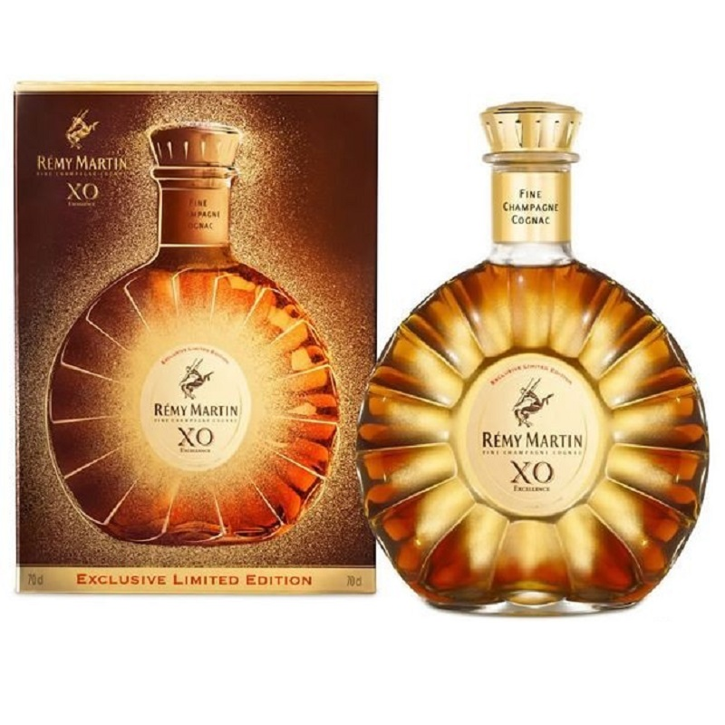 Rémy Martin XO Cannes 2013 Exclusive Limited Edition Cognac 0,7