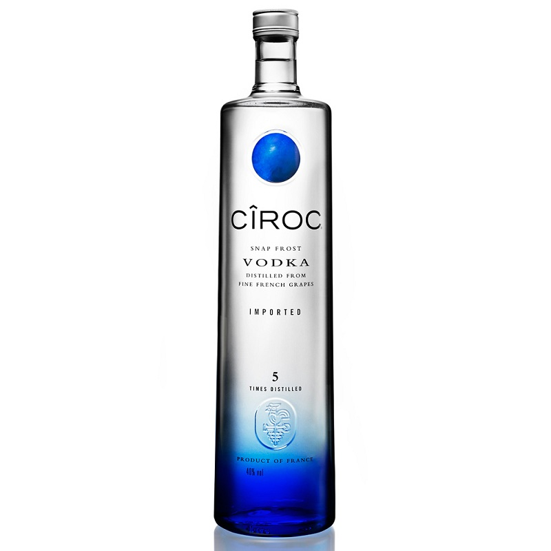 Ciroc vodka 1 litr
