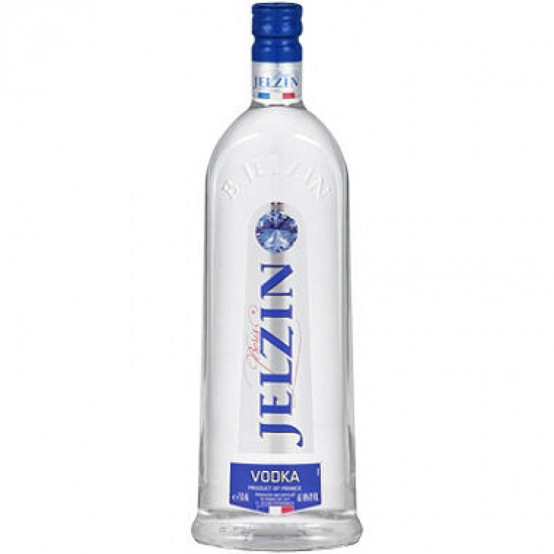 Boris Jelzin vodka 1 litr
