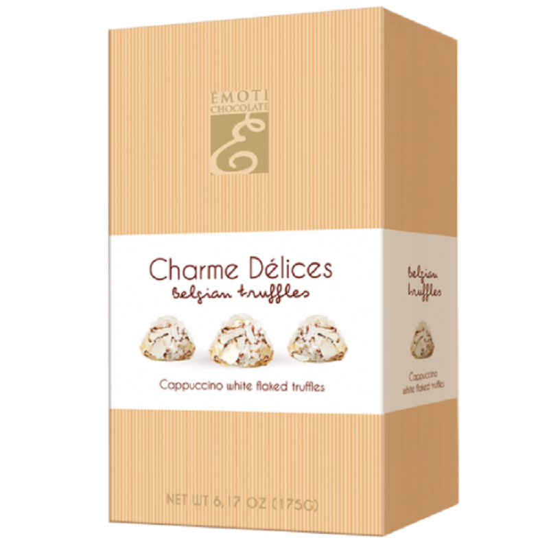 akce a sleva Truffles Charme Délices Cappuccino 175g