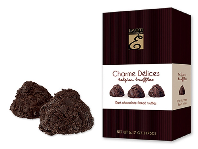 Truffles Charme Délices Flaked Dark 175g