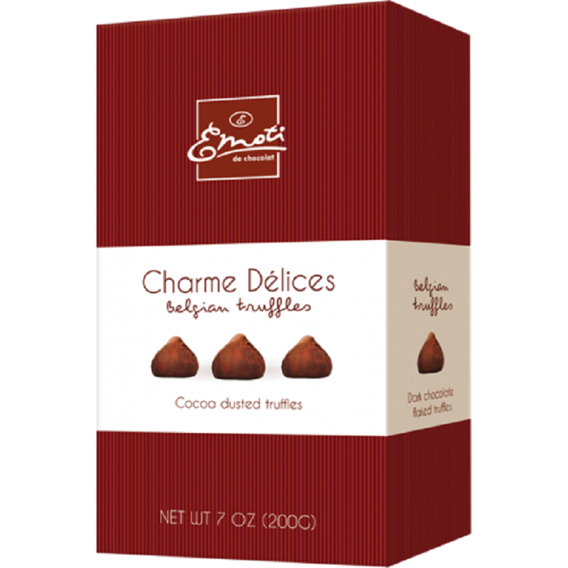 Truffles Charme Délices Cocoa 175g