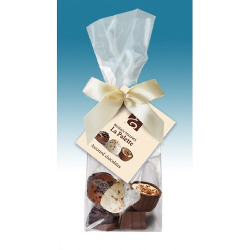 Emoti La Palette Assorted Chocolates Cello Bag 65g