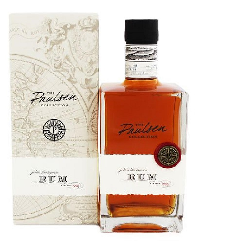 Foursquare The Paulsen Collection 1998 Barbados rum
