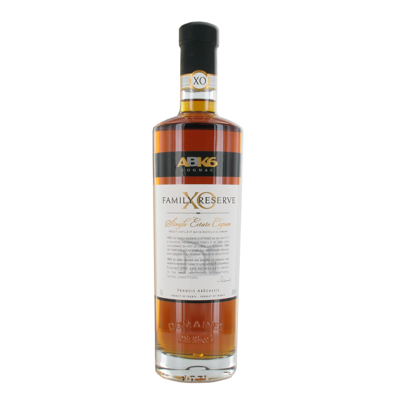 ABK6 XO Family Reserve Aged 10 Years Cognac