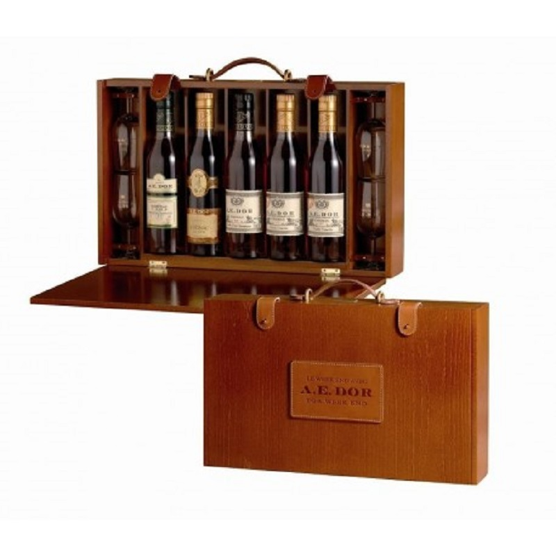 A.E. Dor Valise for Week End Cognac