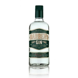 Barber's Premium London Dry Gin 0,7