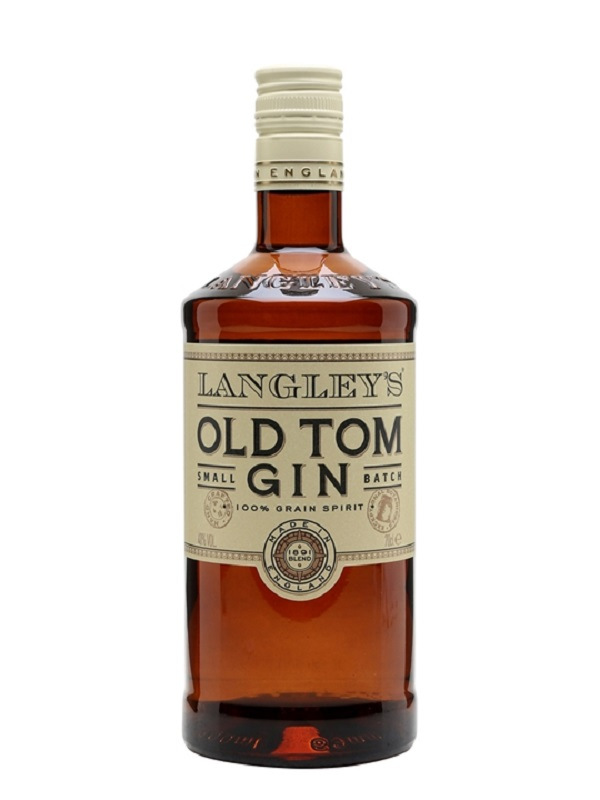 akce Langley's Old Tom Gin 0,7
