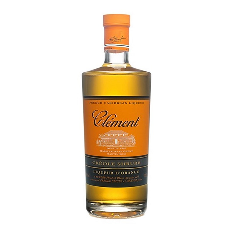Clément Creole Shrubb Liqueur d'Orange 0,7