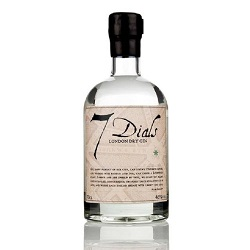 7 Dials London Dry Gin 0,7