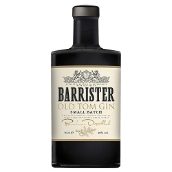 Barrister Old Tom Gin 0,7