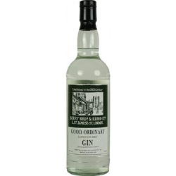 Berry's Good Ordinary gin 0,7