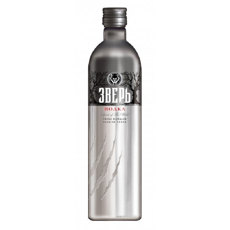 Zver vodka 1 litr