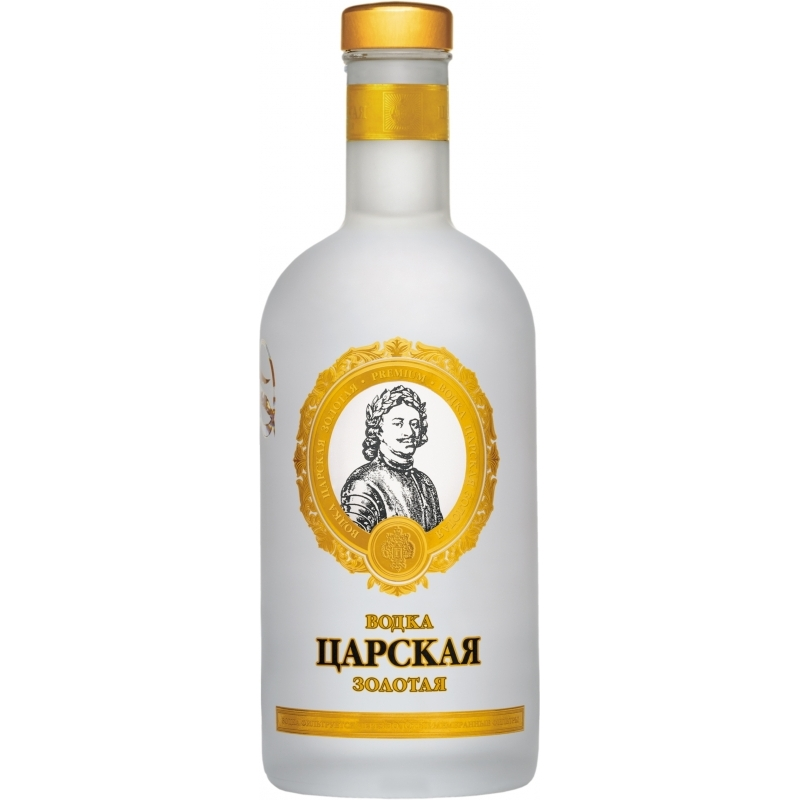 Imperial Collection Gold vodka 0,7
