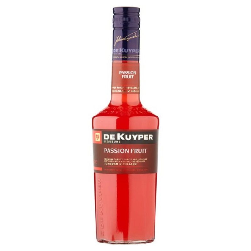 De Kuyper Passion Fruit Liqueur 0,7