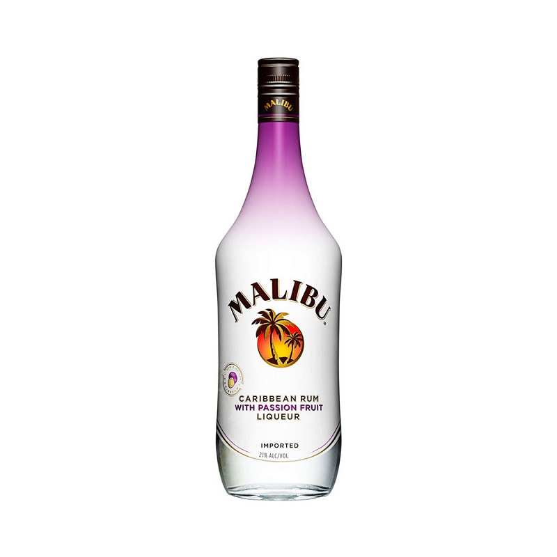 Malibu Passion Fruits 1l