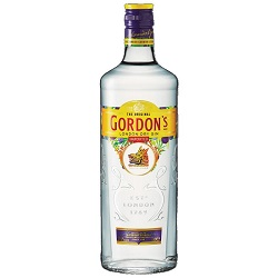 akce Gordon's London Dry Gin 1l