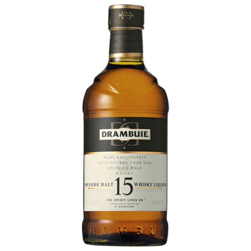 Drambuie 15 Year Old Whisky Liqueur 1L