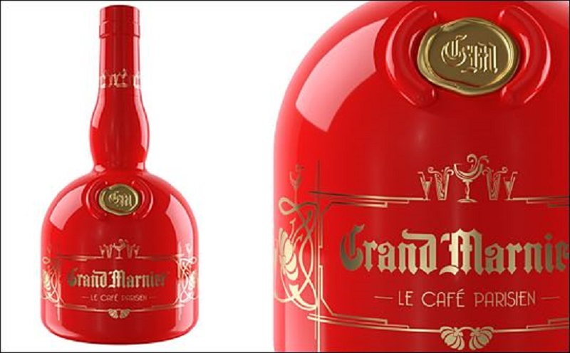 Grand Marnier Cafe Paris red Cordon Rouge