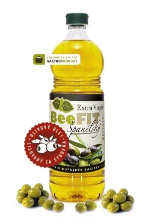 -Picual - Extra virgin olive oil BeeFit 1litr
