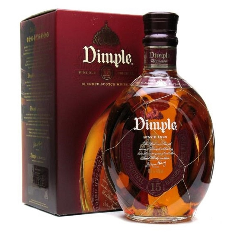 Dimple Haig Scotch whisky 15 yo 0,7