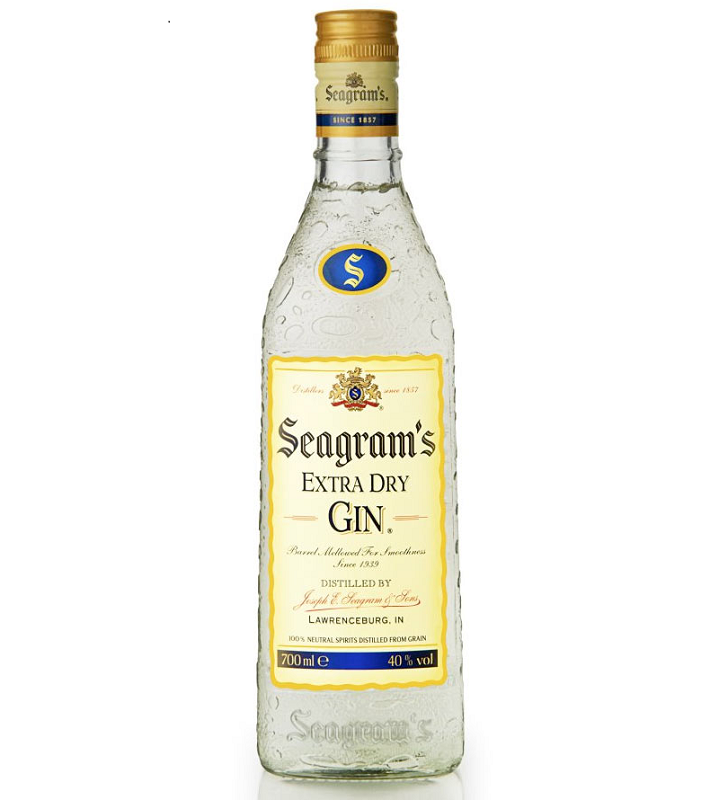 Seagram's Extra Dry Gin 0,7