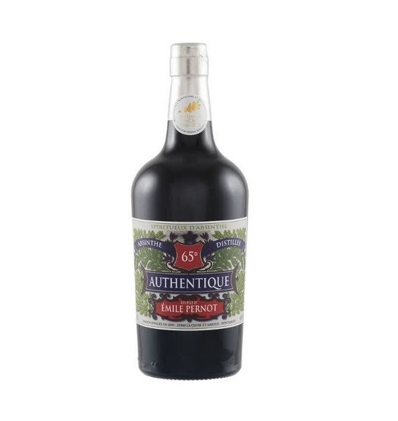 Absinth Authentique Émile Pernot 0,7