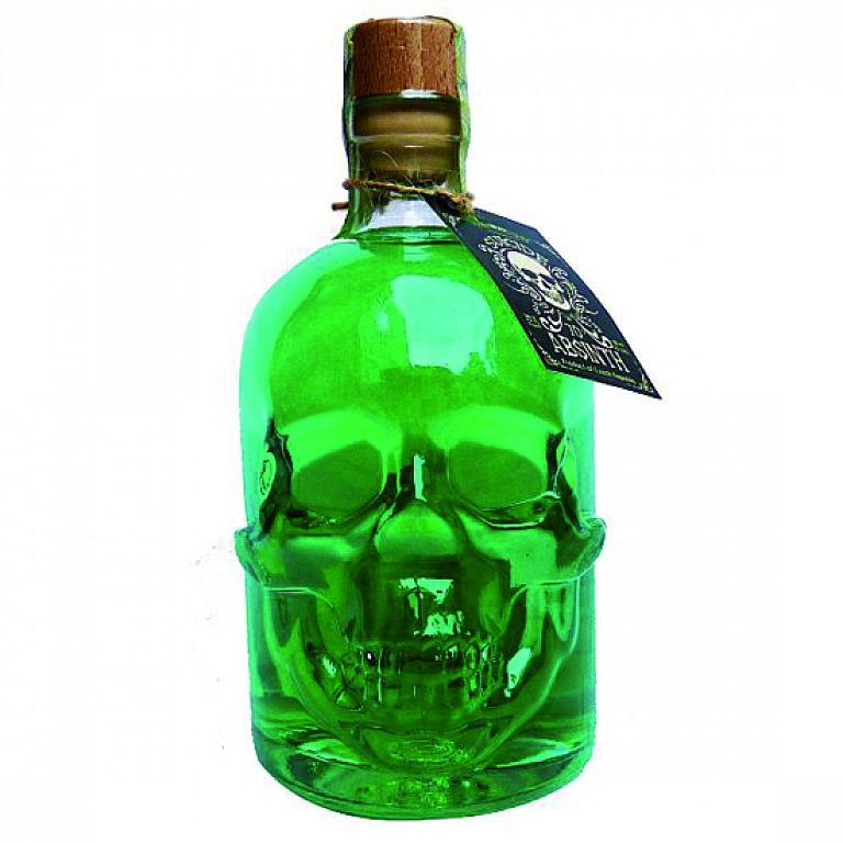 Hill's Suicide Absinth Green 0,5