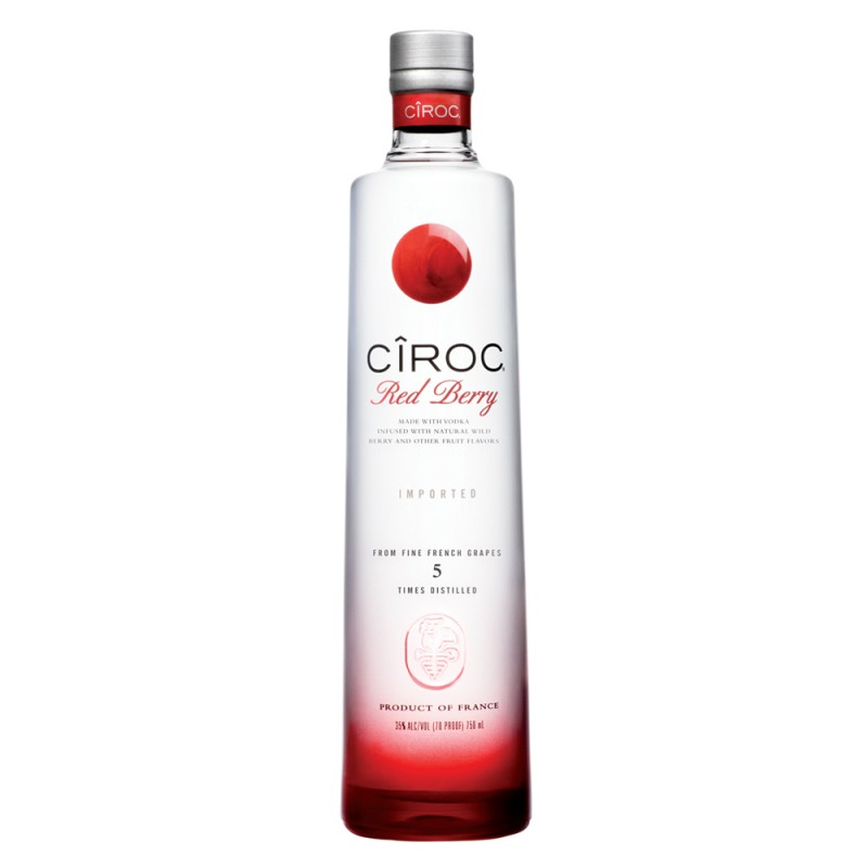 Ciroc Red Berry vodka 1l