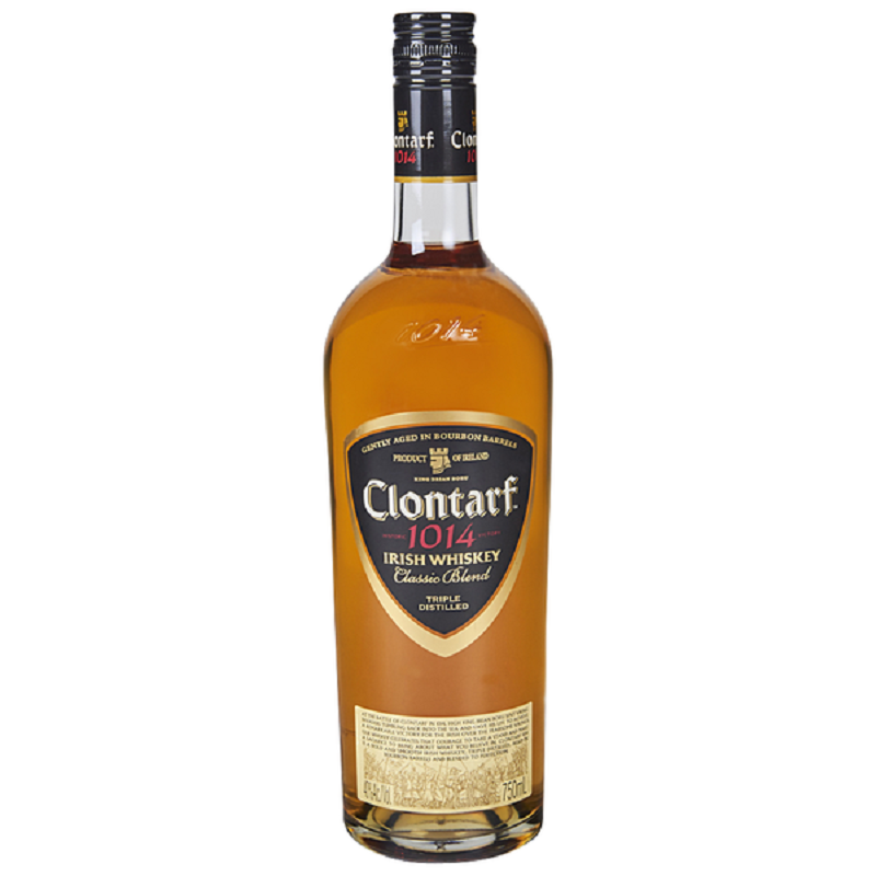 Clontarf Classic Irish whiskey 0,7
