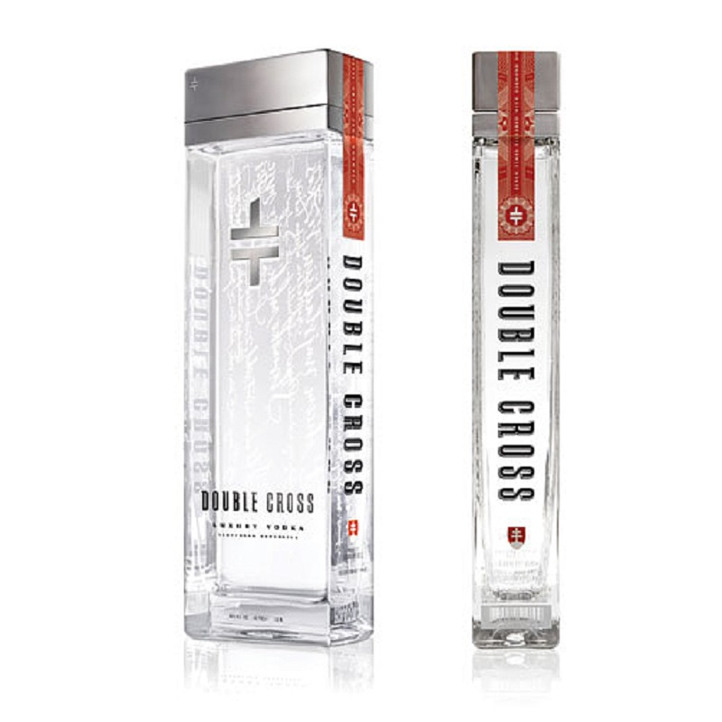 Double Cross Luxury vodka 0,7l